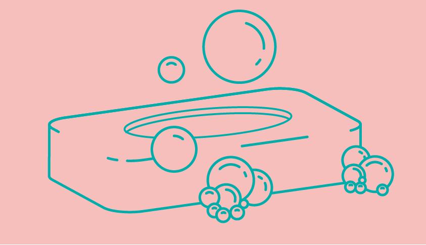 Bulle de savon : voyage hypnotique